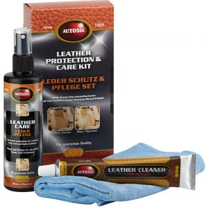 LEATHER PROTECTION CARE KIT