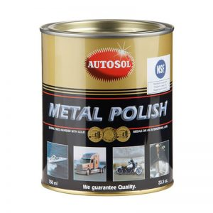 AUTOSOL LEŠTIACA PASTA METAL POLISH 750ML