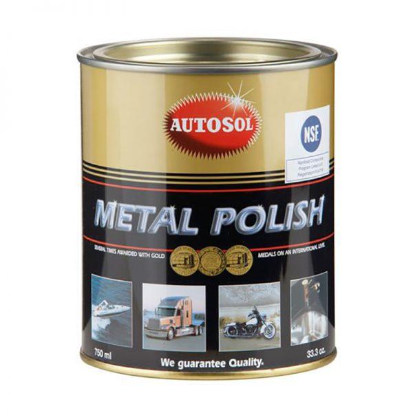 AUTOSOL LEŠTIACA PASTA METAL POLISH 750ML