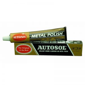 AUTOSOL LEŠTIACA PASTA METAL POLISH 75ML