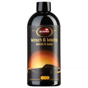 AUTOSOL AUTOŠAMPÓN S VOSKOM WASH & WAX 500ML