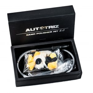 SET NA LEŠTENIE AUTOTRIZ NANO POLISHER KIT 2.0