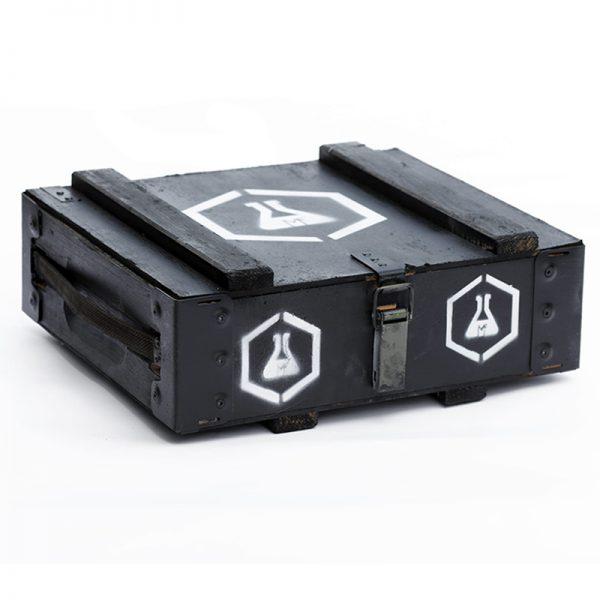 BOX NA AUTOKOZMETIKU MANUFAKTURA WOSKU MANUFAKTURA WOSKU MILITARY BOX