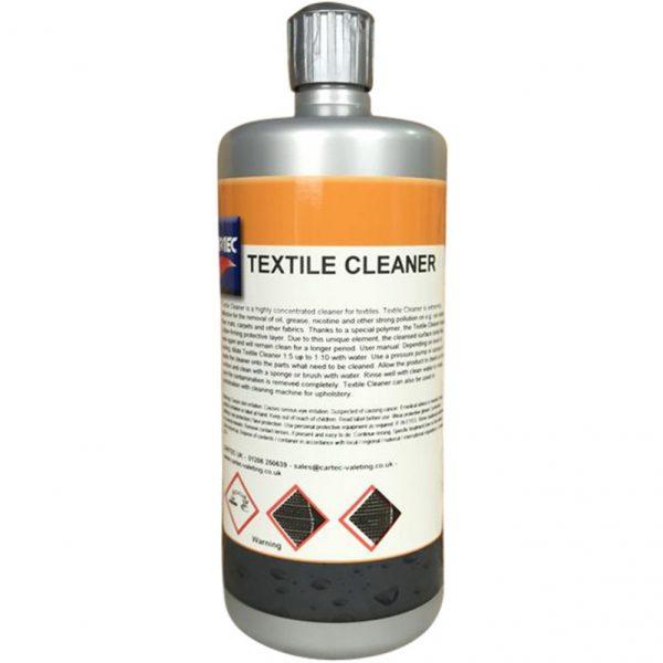 čistič textilu