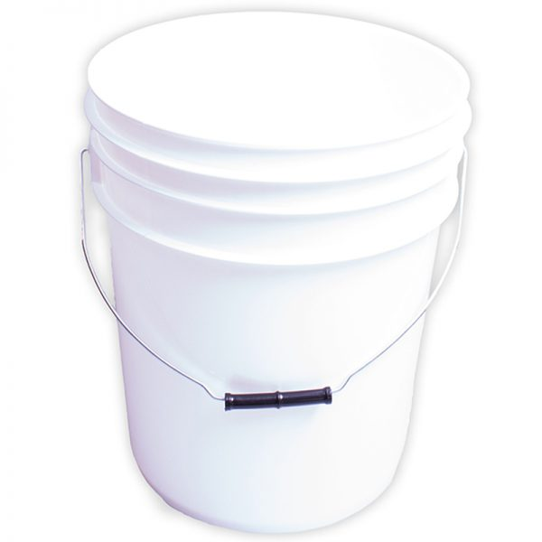 DE WITTE Wash Bucket 20 Liter