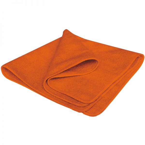 ZVIZZER Cloth Orange 40x40cm 5pcs