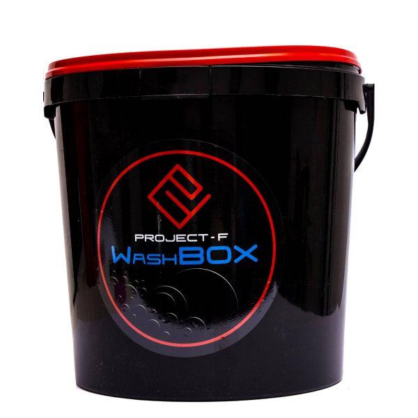 PFAWB125B_DETAILINGOVÉ VEDRO 12,5 l PROJECT F® WASH BOX BLACK BUCKET