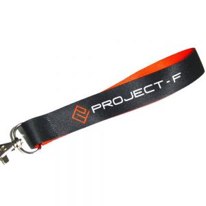 PROJECT F ® - Lanyard_ŠNÚRKA NA KLÚČE PROJECT F® LANYARD FOR KEYS