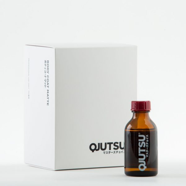 SOFT99 Qjutsu Body Coat Matte 100ml