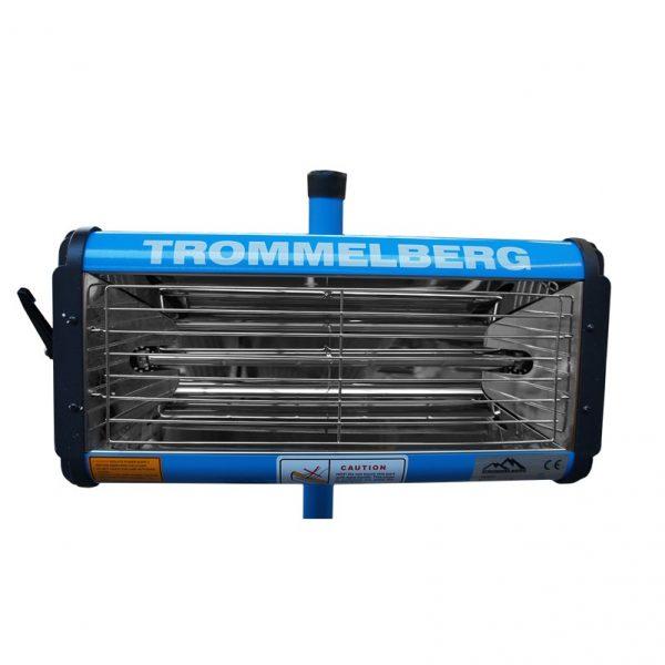 INFRA LAMPA TROMMELBERG IR2 2x1100 W