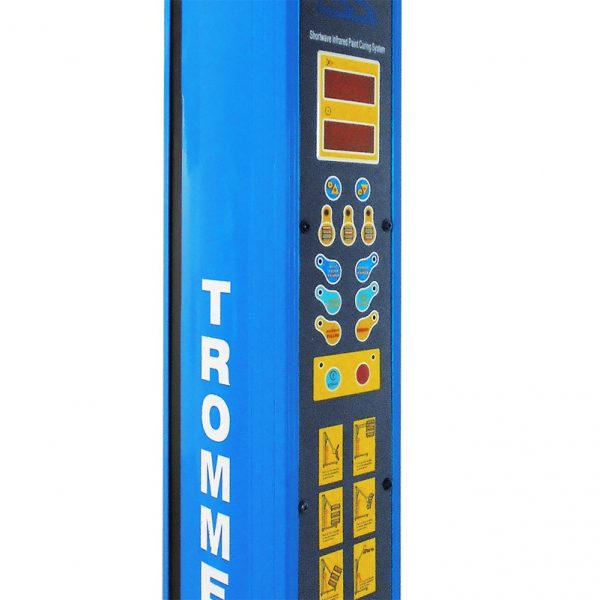 INFRA LAMPA TROMMELBERG IR3 3x1100 W