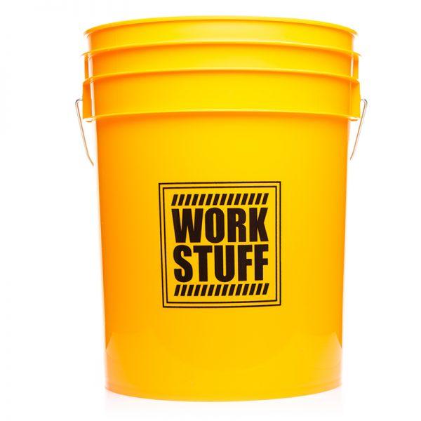WORK STUFF Bucket Yellow Wash + Separator