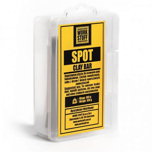 WORK STUFF Clay Bar Spot Medium 100g