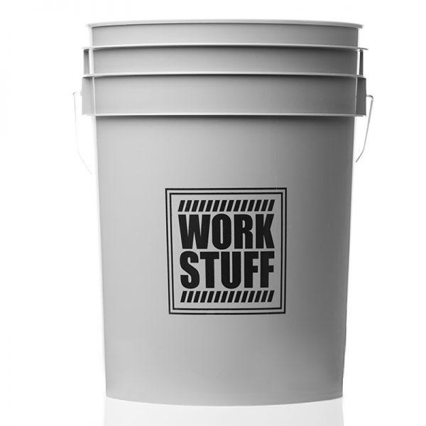 WORK STUFF Bucket Wheels Grey