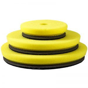 ZVIZZER ALL-ROUNDER PAD YELLOW SOFT