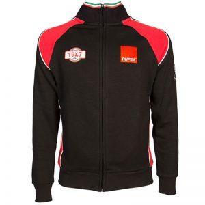 MIKINA RUPES BIG FOOT Racing Red Black
