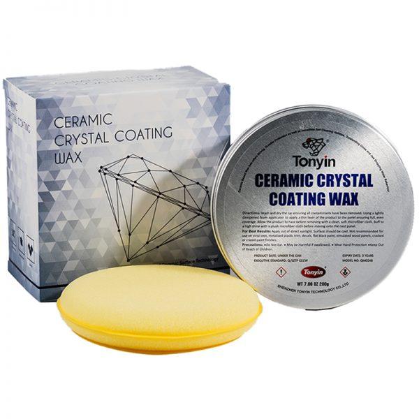 TONYIN CERAMIC CRYSTAL COATING WAX