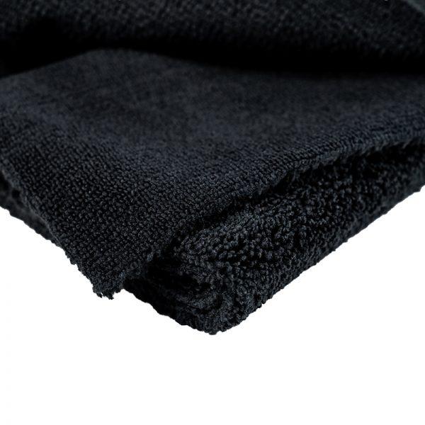 DE WITTE Edgeless Black 1pcs 40x40cm