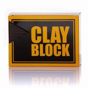 CLAY BLOK WORK STUFF BIG BLOCK CLAY SPONGE