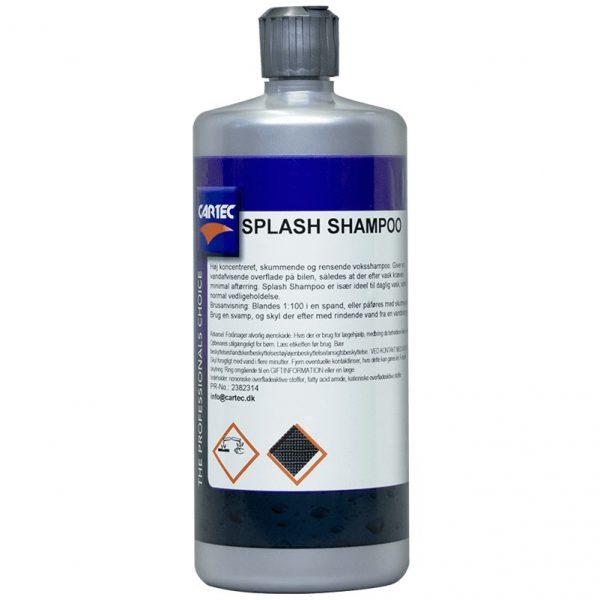 CARTEC Splash Shampoo