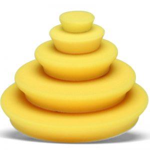 RUPES D-A Fine Foam Yellow