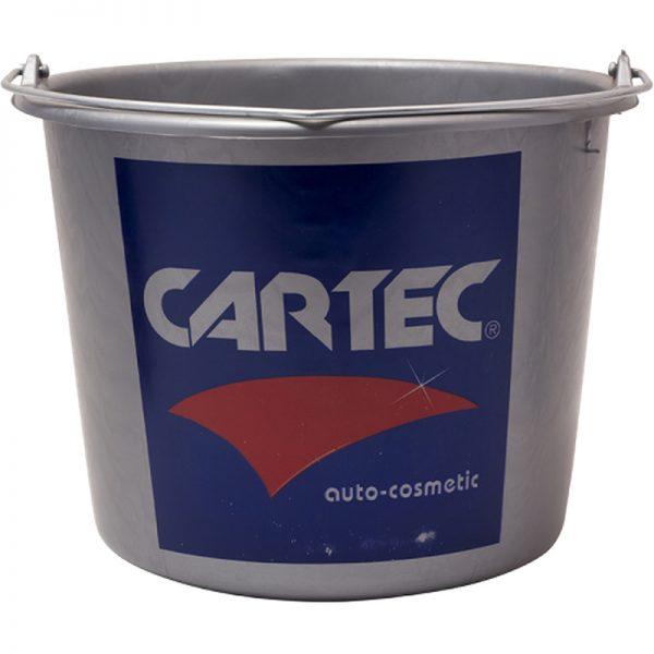 CARTEC WASH BUCKET GREY 12L