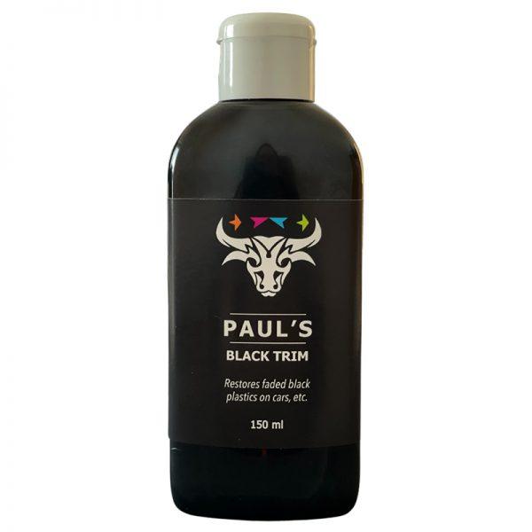 ZVIZZER Paul Willems Black Trim 150ml