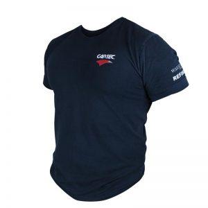 CARTEC T-Shirt Printed