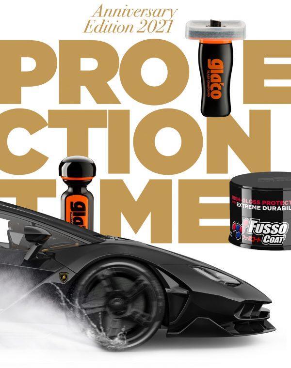SOFT99 Protection Time Set Dark