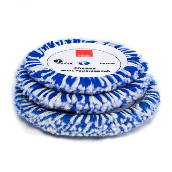 RUPES Twisted Wool Pad Blu